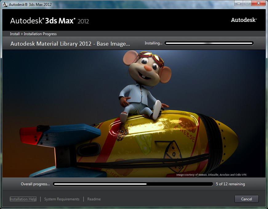 3ds max installer