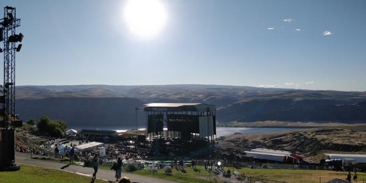 Gorge Amphitheater