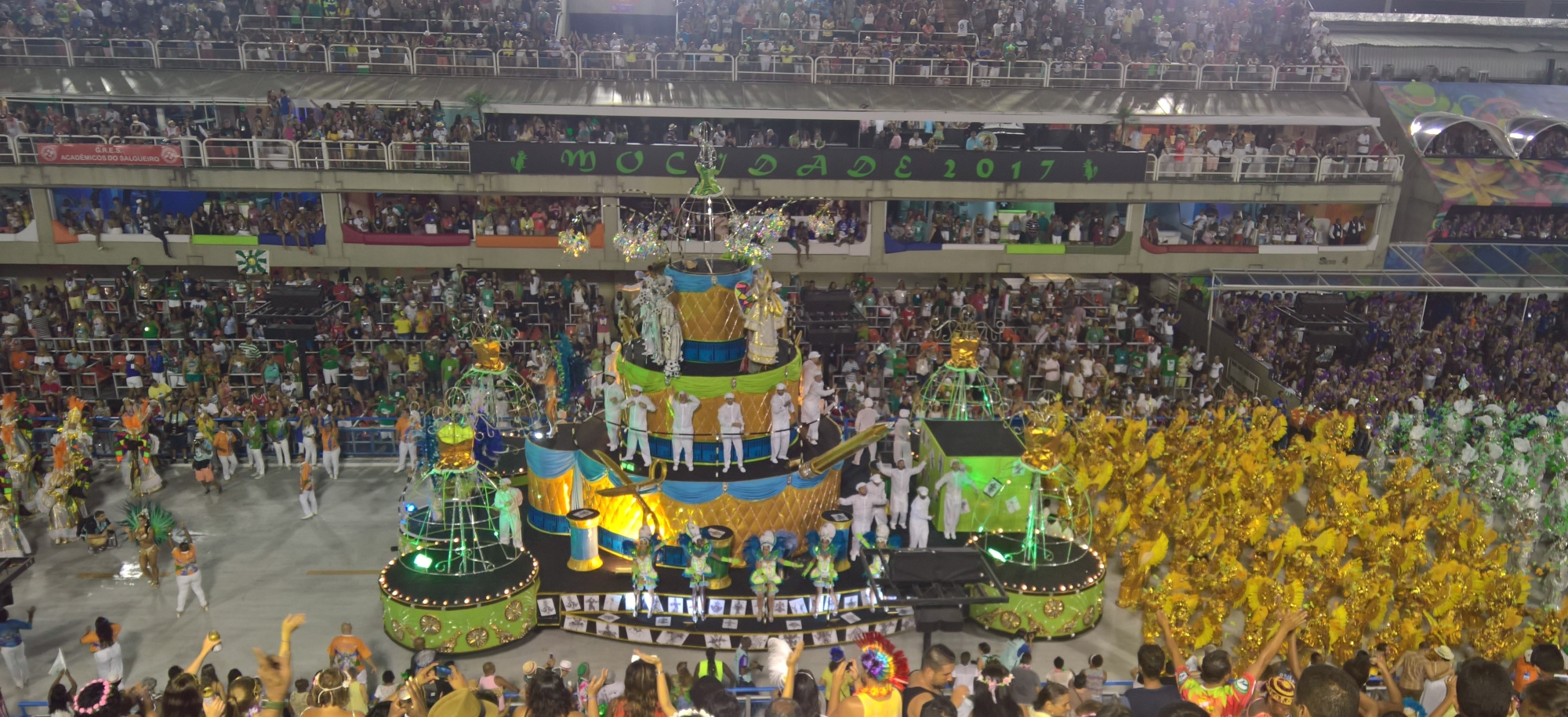 Carnaval at Samba Dome